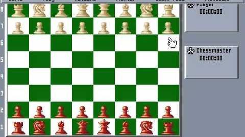 Chessmaster 3000 - Gameplay (PC)