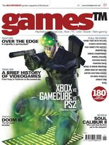 Games Tm Issue 1
