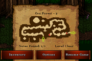 Orc Forest - Silver (notes)
