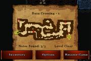 Ruin Crossing - Bronze (notes)