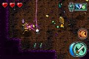 Drudgor the Immortal - Chain Lightning Attack