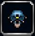53 Blue Demon Mask