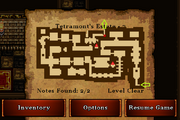 Tetramont's Estate - Gold (notes)