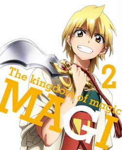 Magi Vol12