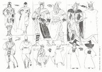 1Spartos, Hinahoho, Drakon, Sharrkan, Pisti and Yamraiha