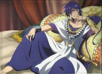 Sinbad anime poster
