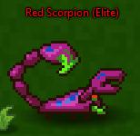 Red scorpion Elite