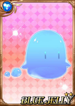 Blue Jelly full card