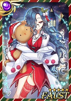 Christmas Faust F1