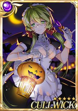 Halloween Cullwick F1
