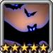 Halloween Big Bat icon