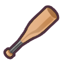 Wooden Bat icon
