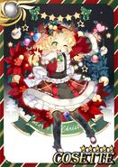 Christmas Cosette F3