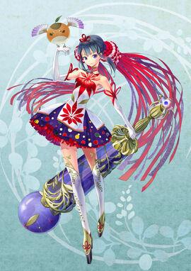 Naruko aoba magical girl
