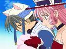 Full Moon wo Sagashite Meroko using her magic14