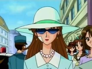 Kamikaze Kaitou Jeanne - Episode 21