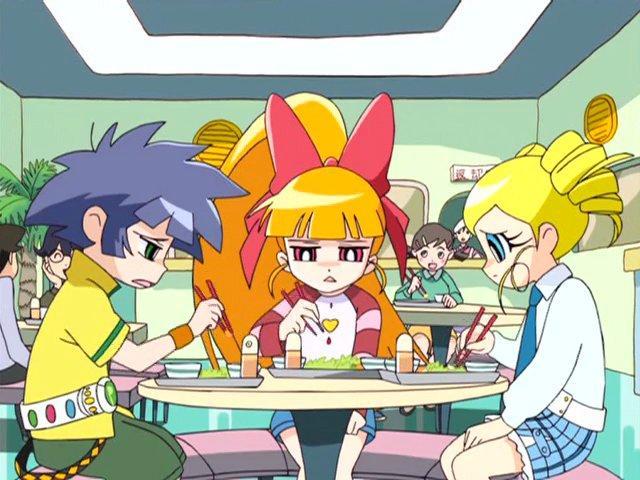 Demashita! Powerpuff Girls Z - Episode 21