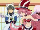 Full Moon wo Sagashite Meroko using her magic2