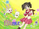 Full Moon wo Sagashite Mitsuki, Meroko and Takuto6