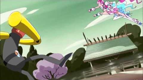 Heartcatch Pretty Cure! - Episode 11