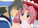 Full Moon wo Sagashite Meroko using her magic7