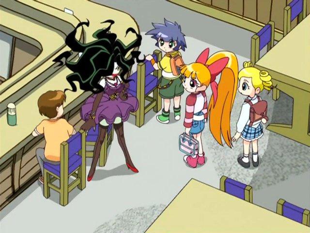 Demashita! Powerpuff Girls Z - Episode 08