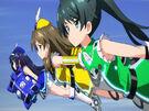 Vividred Operation Aoi, Wakaba and Himawari