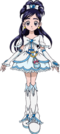 Pretty Cure Max Heart Cure White pose