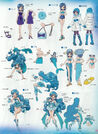 Hanon clothes 1