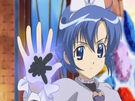 Sasami Mahou Shoujo Club Misao using her magic48