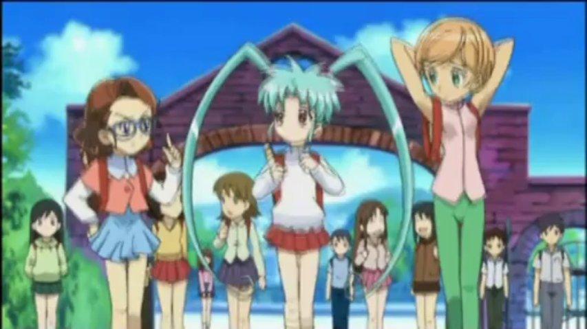 Sasami Mahou Shoujo Club - Episode 02