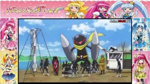Happiness Charge Pretty Cure! - Episode 33