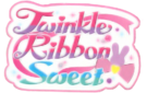 Twinkle ribbon sweet