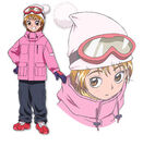 Pretty Cure Max Heart Movie2 Nagisa profile