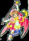 Card Captor Sakura Sakura pose3
