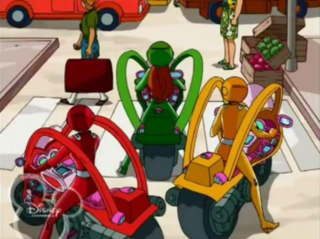 Totally Spies - Episode 06