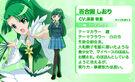 Mahou Shoujo Pixy Princess green profile
