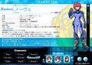 Magical Girl Lyrical Nanoha StrikerS Nove profile