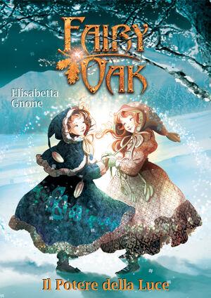 Copertina fairy oak il potere della luce