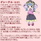 Otogi-Juushi Child Gretel profile