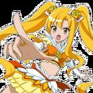 Mahou Shoujo Pixy Princess yellow pose