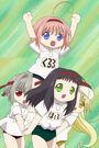 Binzume Yousei Kururu, Chiriri, Sarara and Hororo20