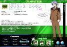Magical Girl Lyrical Nanoha StrikerS Griffith profile