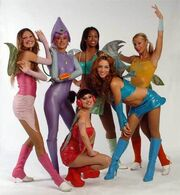 Musical Winx Power Show