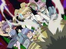 Magikano Ayumi, Maika, Tiaki, Fuyuno and Haruo3
