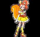 Kirakira Precure Ala Mode Cure Custard Pose