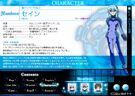 Magical Girl Lyrical Nanoha StrikerS Sein profile