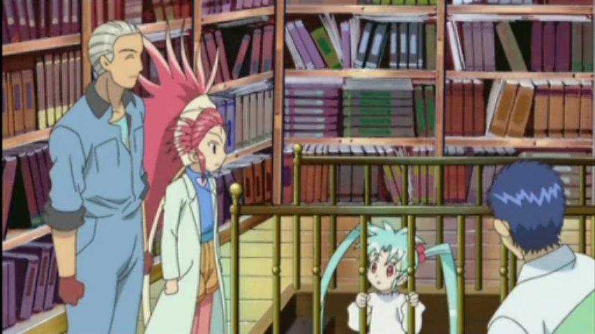 Sasami Mahou Shoujo Club - Episode 23
