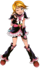 Pretty Cure All Stars DX2 Cure Black pose