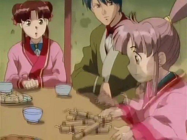Fushigi Yuugi - Episode 31